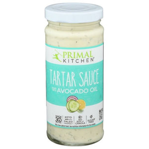 Primal Kitchen, Tartar Sauce, 7.5 oz