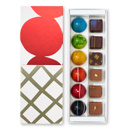 andSons, Signature Chocolate Box, 12 piece