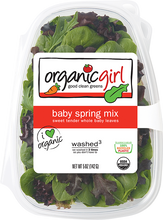 Load image into Gallery viewer, OrganicGirl, Organic Baby Spring Mix, 5 oz