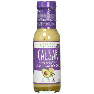 Primal Kitchen, Caesar Dressing, 8 oz