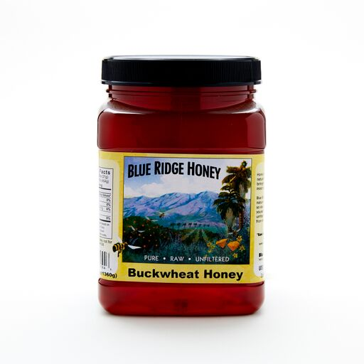 Blue Ridge Honey, Buckwheat Honey, 12 oz