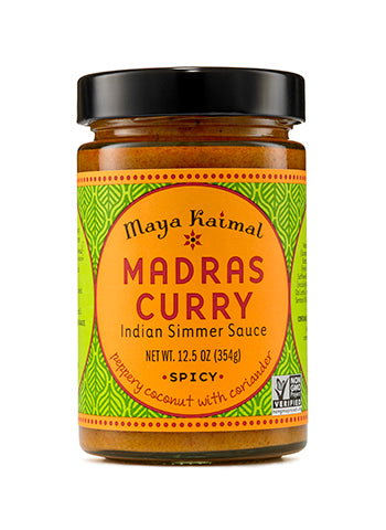Maya Kaimal, Madras Curry, 12.5 oz
