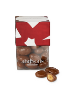 andSons, Milk Chocolate Almonds, 120g