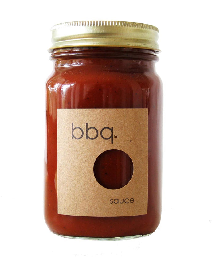 We Love Jam, BBQ Sauce, 16 oz