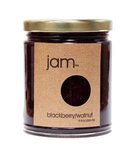 We Love Jam, Blackberry Walnuts, 9 oz