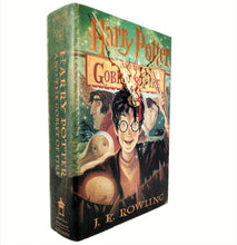 Load image into Gallery viewer, Harry Potter and the Goblet of Fire Book Clock
