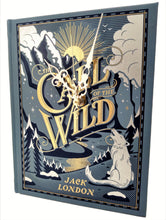 Load image into Gallery viewer, The Call of the Wild Book Clock