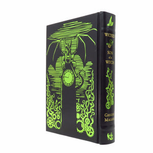Wicked and Son of a Witch Book Clock