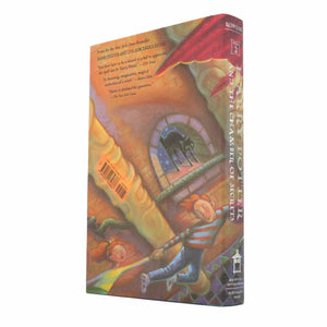Harry Potter and the Chamber of Secrets Book Clock