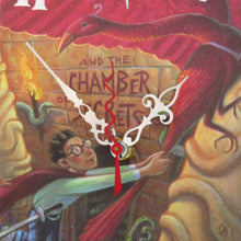 Load image into Gallery viewer, Harry Potter and the Chamber of Secrets Book Clock