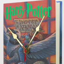 Load image into Gallery viewer, Harry Potter and the Prisoner of Azkaban Book Clock