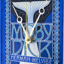 Load image into Gallery viewer, Moby Dick Book Clock
