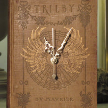Load image into Gallery viewer, Vintage book clock - Trilby 1895