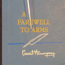 Load image into Gallery viewer, Ernest Hemingway Book Clock - A Farewell To Arms