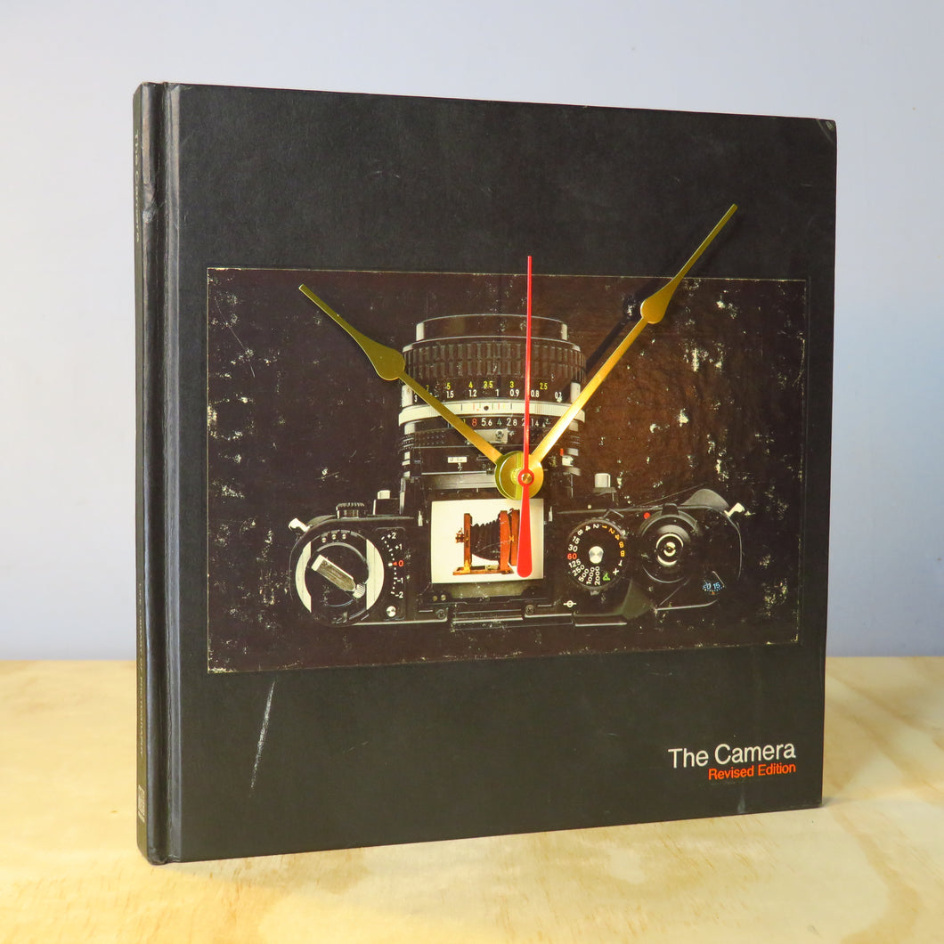 The Camera Book Clock