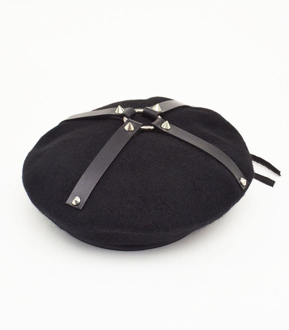 O-Ring Harness Beret