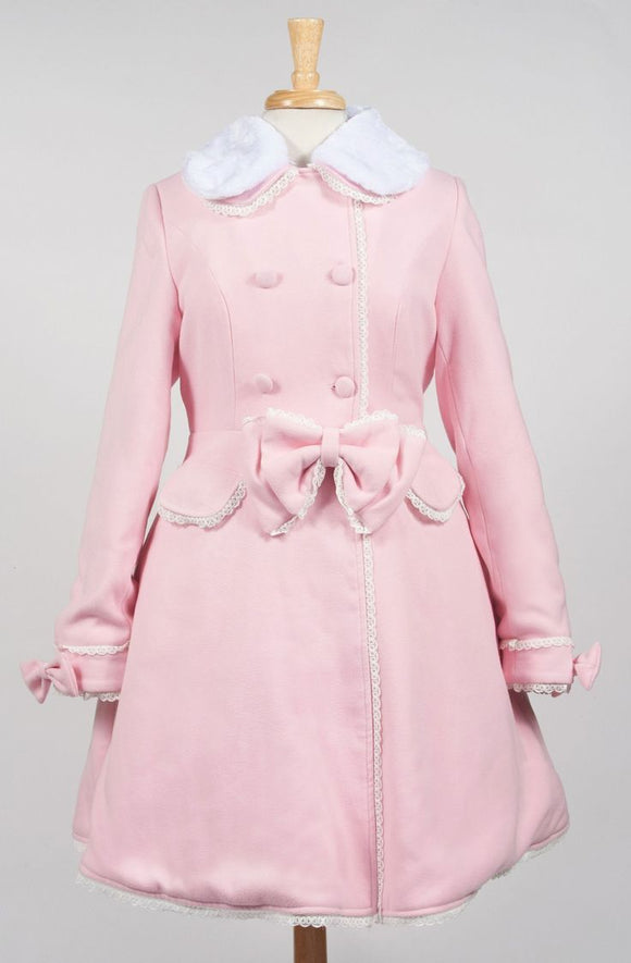 Simply Sweet Coat - Pink