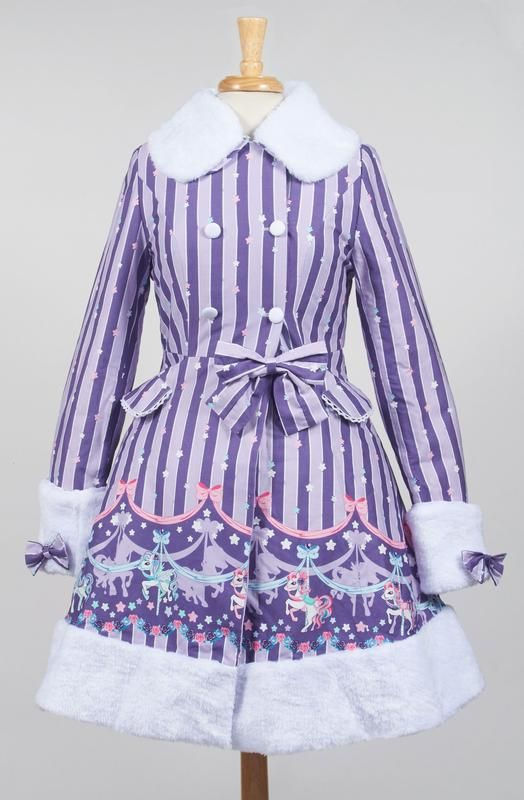 Sweet Dream Carousel Coat