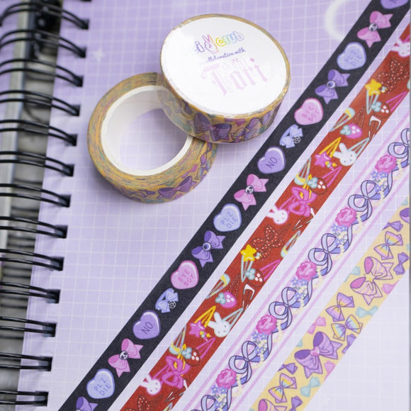 80s Fancy Washi Tape