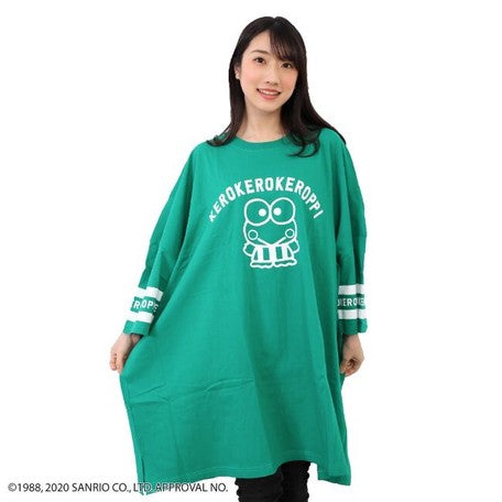 [PREORDER END 3/10] Kerokerokeroppi Super Big T-Shirt