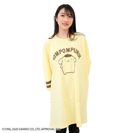 [PREORDER END 3/10] Pom Pom Purin Super Big T-Shirt