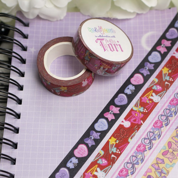 90s Pop Washi Tape