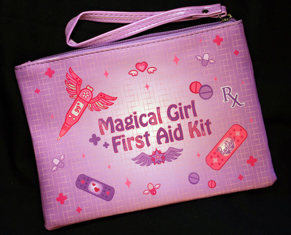 Magical Girl First Aid Pleather Pouch