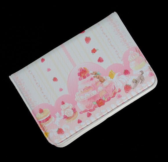 Dogs and Desserts Card Wallet