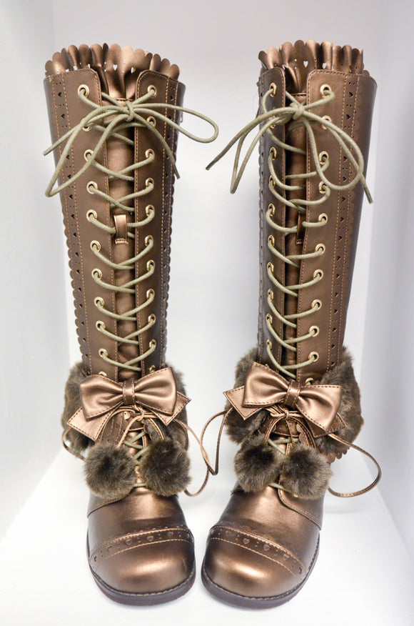 Dressable Long Boots - Size S