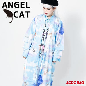 Angel Cat Yukata