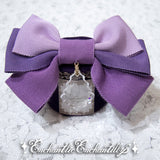 Violet Violet Ribbon Brooch