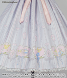 May Bells of Memories Ribbon JSK - Lavender