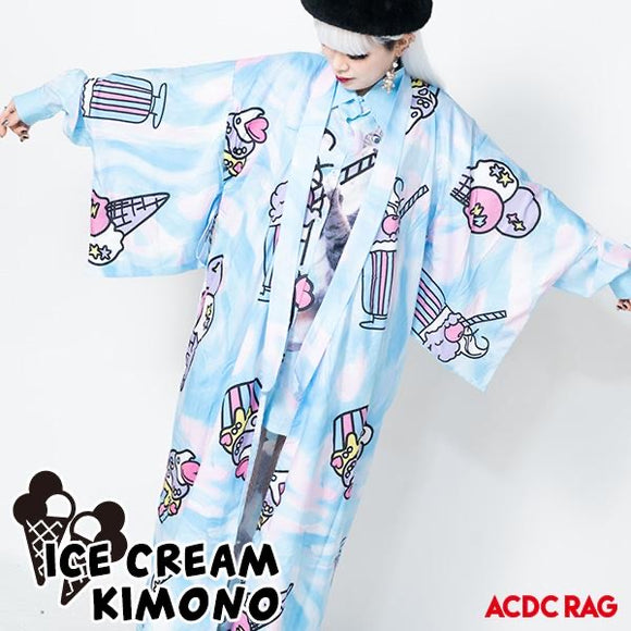 Ice Cream Yukata