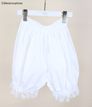 Wide Lace Bloomers