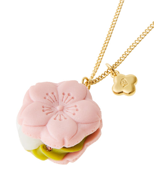 Sakura Matcha Necklace