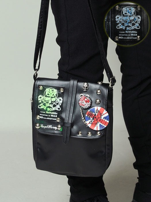 [CUSTOM] Shoulder Pouch III