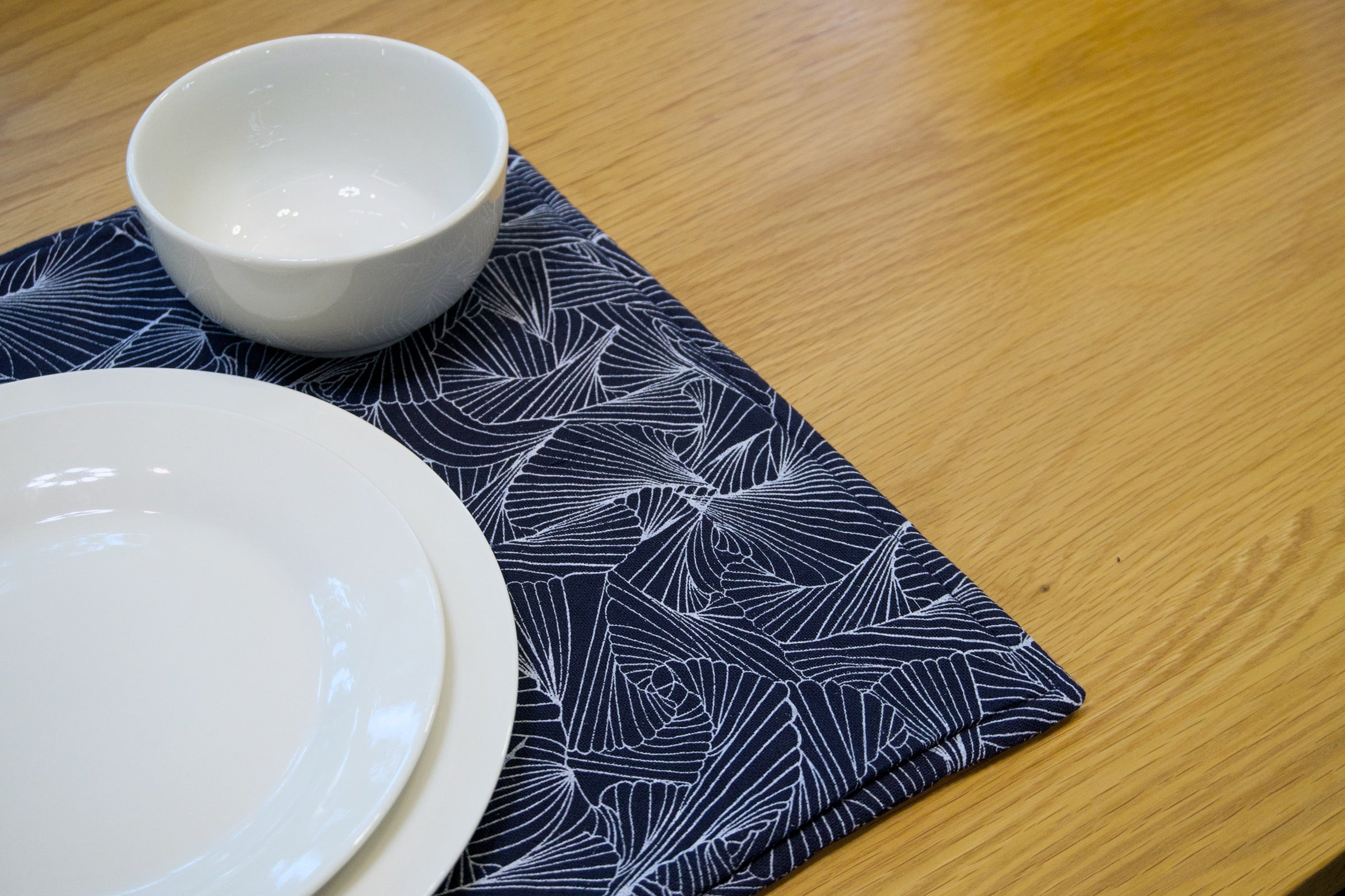 Indigo Casserole Coaster (Set of 2)