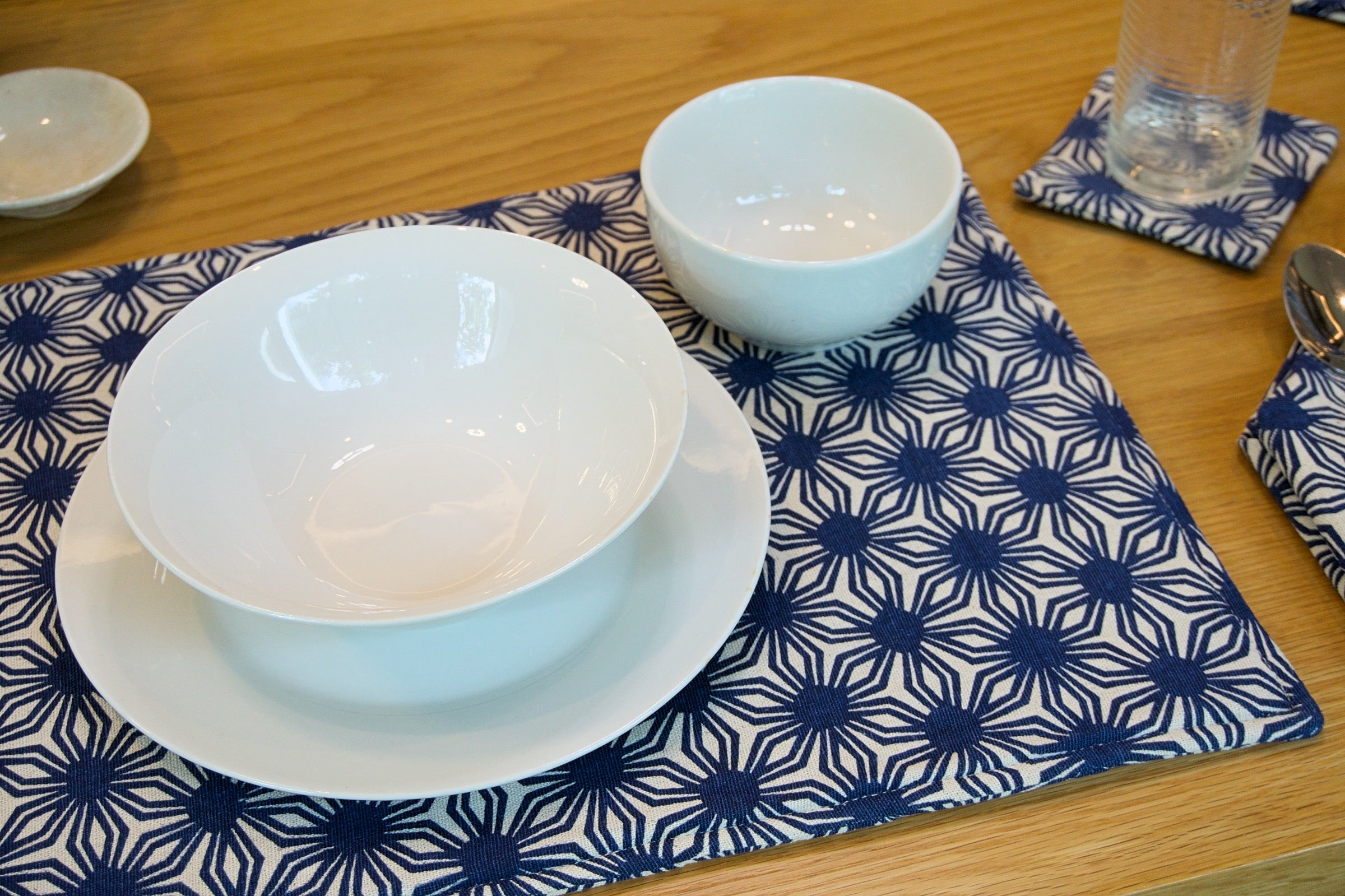 Indigo Table Placemat