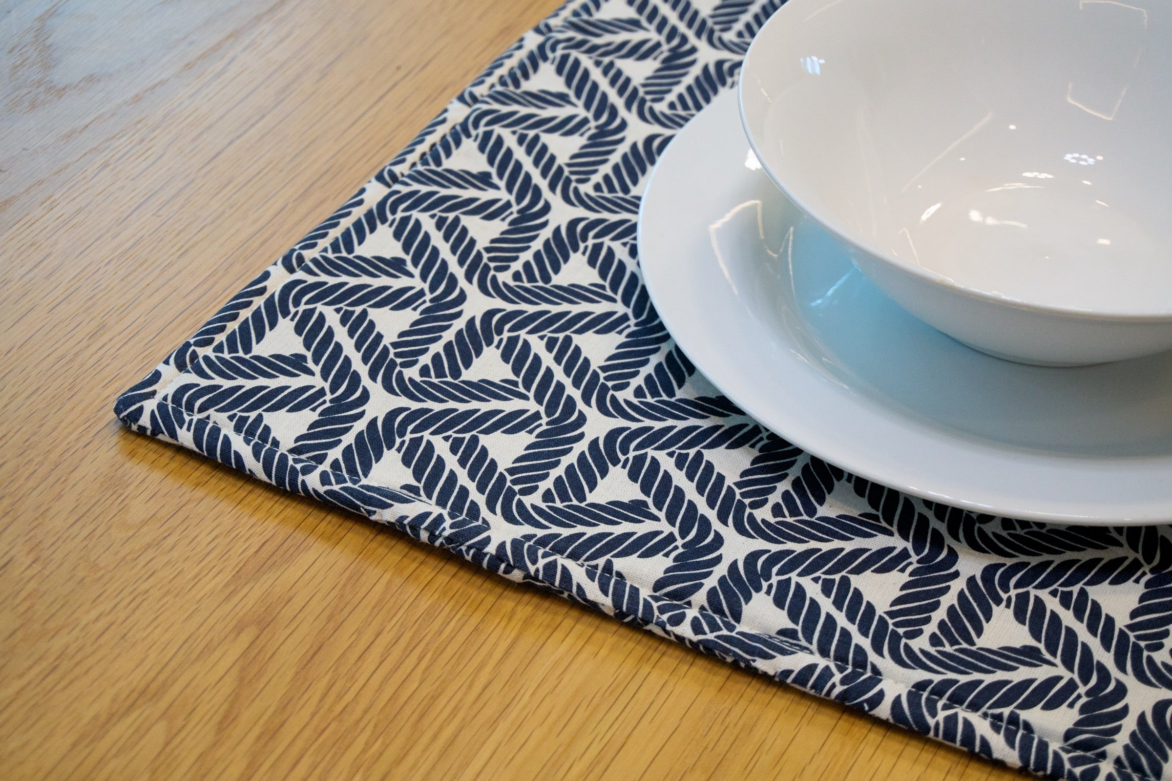 Indigo Table Placemats