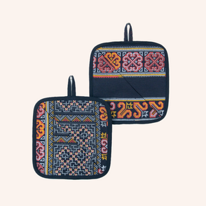 Hmong Pot Holder