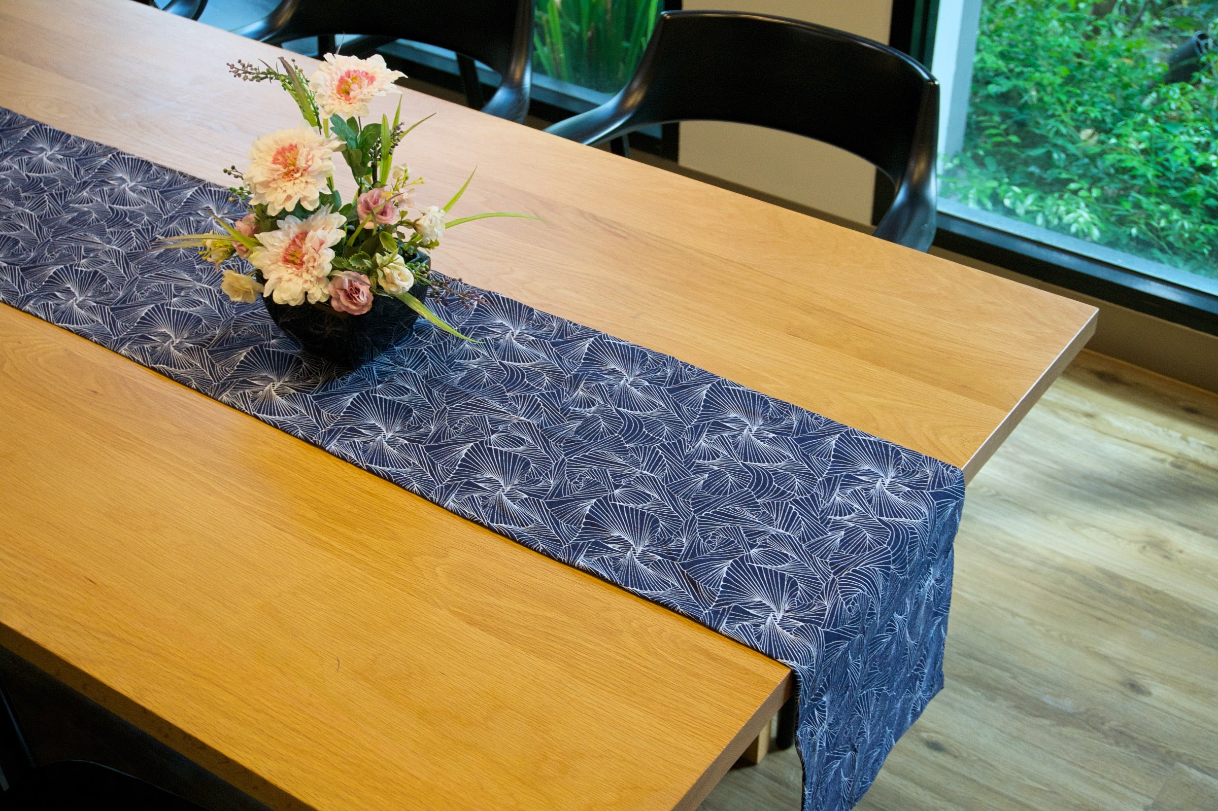 Indigo Table Runner