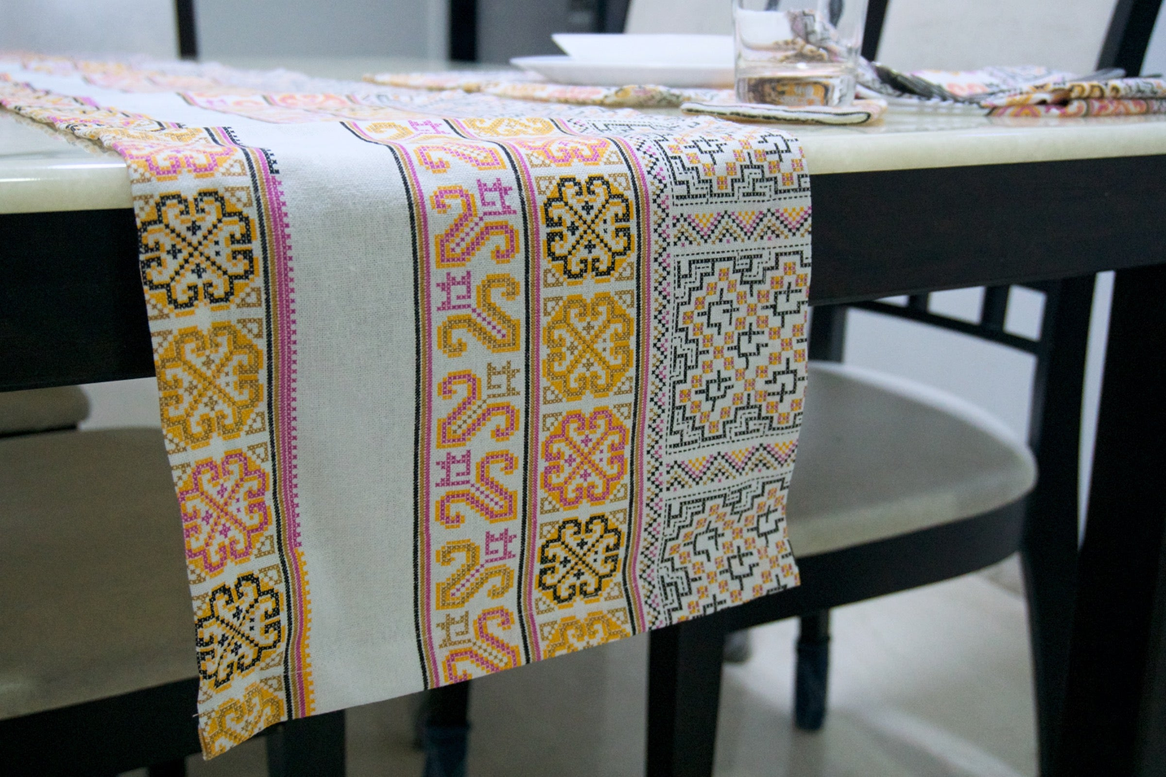 Hmong Table Runner