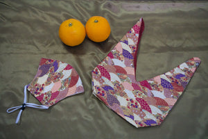 CNY Reversible Wrap Bags