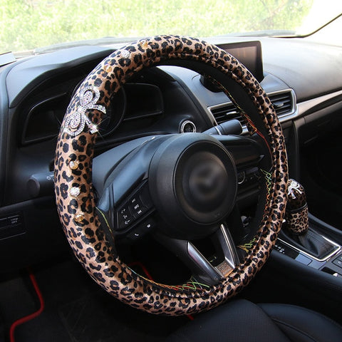 Image of Accesorios para interior de Coche Animal Print