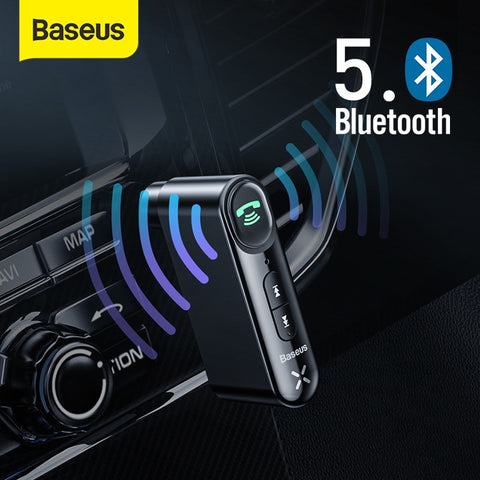 Receptor de Audio para Auto Bluetooth