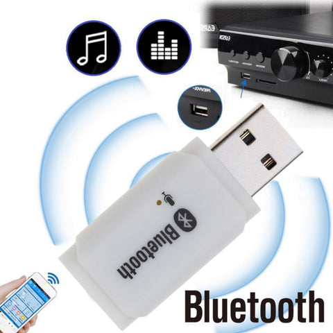 Image of Receptor USB inalámbrico con Bluetooth