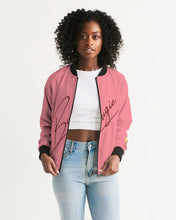 Load image into Gallery viewer, Bougie Bomber Jacket