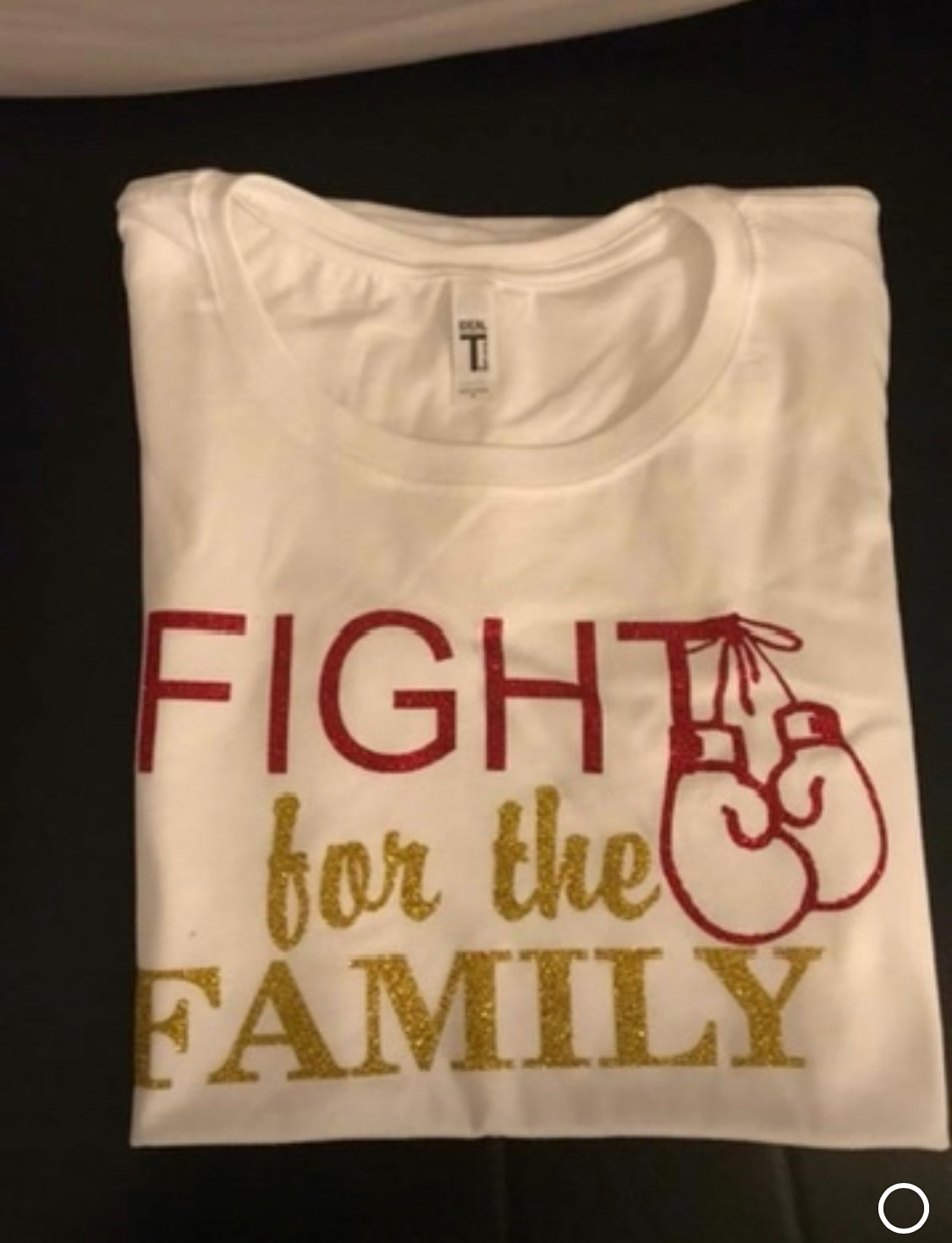 FIGHT FOR THE FAMILY SHIRTS