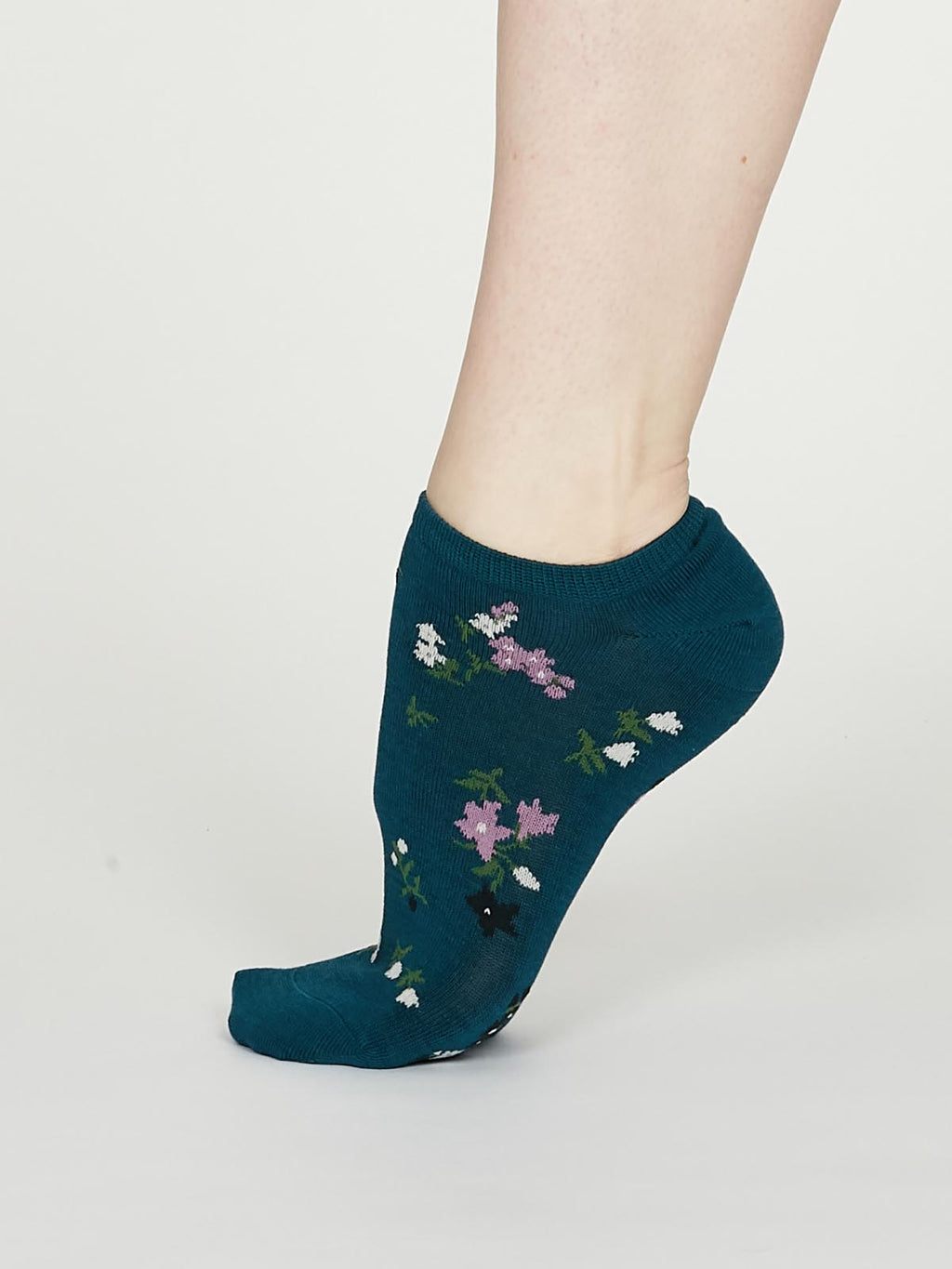 Socquettes Flowery