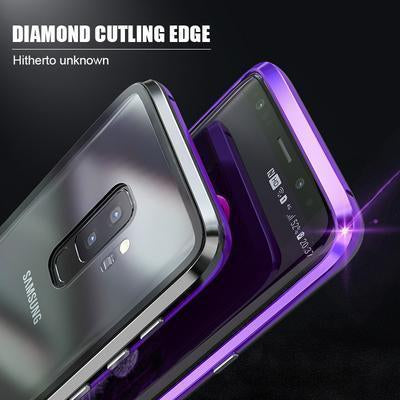 Anti-Peep Magnetic For Samsung Phone Case